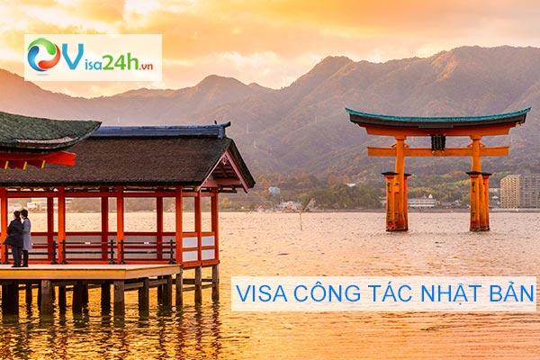 xin visa cong tac nhat ban