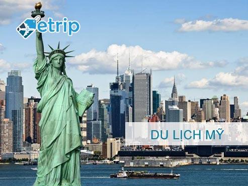 Tour du lịch Mỹ bờ đông 10 ngày