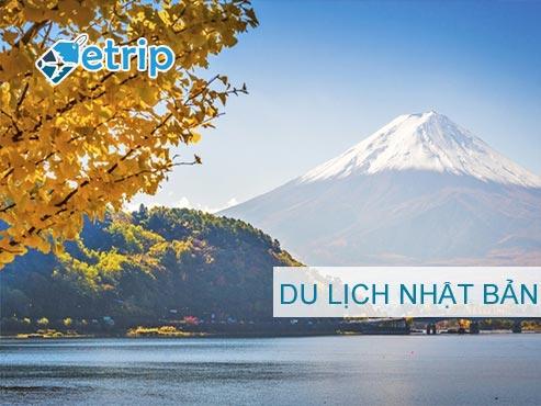 Tour du lịch Nhật Bản mùa hoa anh đào