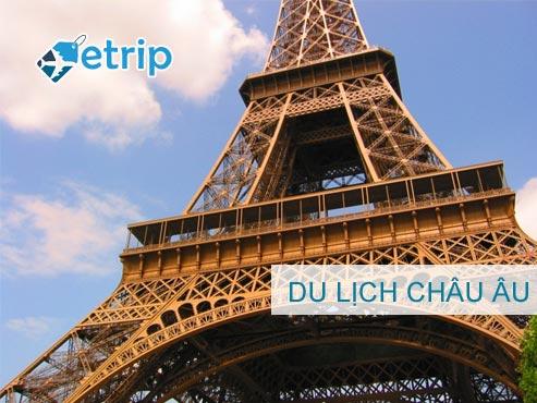 Tour châu âu Châu Âu: ĐỨC – HÀ LAN –...